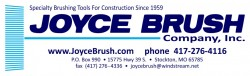 Joyce Brush Company